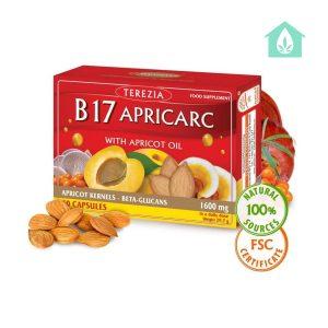 Vitamin B17 Apricarc