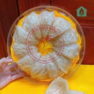 Yến sạch tinh chế 2 lớp sợi đắp tổ - Yến sạch NAXA
