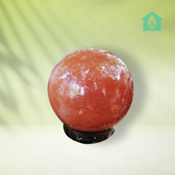 Đèn đá muối hình quả cầu - Đá muối Himalaya