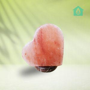 Đèn đá muối hình trái tim - Đá muối Himalaya